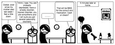 English | prevoid – voor de leegte - About a good dokter. #comic