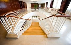 """Theo Hardwood Flooring is the """"go to"""" hardwood rails services provider in Glenview and Niles, offering the most professional services for 30 years."""