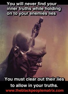 The lesson to me is what I have thought since I pledged to improve my mind and learn what I was not taught in School: to omit the lies from my memory and learn the truth. Black Hebrew Israelites, Psychological Warfare, Awakening Quotes, Black History Facts, Truth Hurts, African American History, Black Power, Magick, Wicca