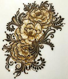 Modern Henna Designs, Indian Henna Designs, Hena Designs, Mehndi Desing, Beautiful Henna Designs, Best Mehndi Designs, Henna Tattoo Designs, Bridal Mehndi Designs, Tattoo Ideas