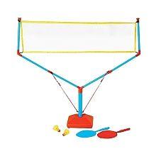 New Stats Jogo de Badminton