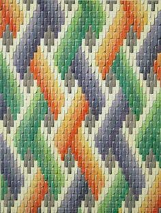 Discover thousands of images about Bargello Patterns Bargello Quilt Patterns, Bargello Needlepoint, Bargello Quilts, Needlepoint Stitches, Embroidery Stitches, Embroidery Patterns, Stitch Patterns, Needlework, Plastic Canvas Stitches
