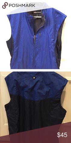 Marmot Vest Men's Marmot Vest. Great condition! Marmot Jackets & Coats Vests