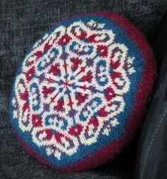 Hazel Tindall: Maristi knitting pattern