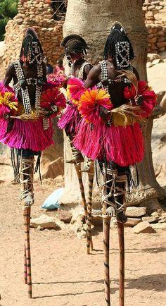 Cérémonie africaine Whaleed Anwar