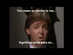 Paul McCartney - So Bad (Subtitulada Inglés/Español) - YouTube