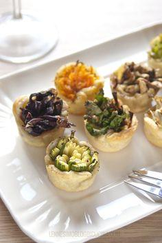 Un finger food veloce da realizzare, anche con pochissimi ingredienti nel frigo!