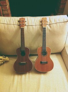 Kala and Cordoba ukuleles