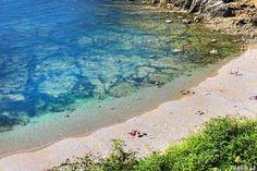 Aguas cristalinas en la playa del Silencio en Asturias. Places To Travel, Places To Go, Asturias Spain, Before I Die, World, Awesome, Water, Outdoor, Sierra