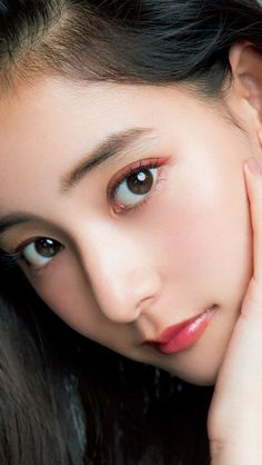 The beauty of Asian Girl, Women, Lady Beautiful Asian Women, Beautiful Eyes, Feeling Beautiful, Girl Face, Woman Face, Japanese Model, Make Up Gesicht, Beauty Photography, Bandeau Tops