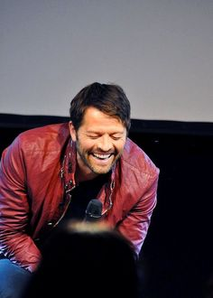 misha collins jibcon '16                                                                                                                                                                                 More