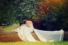 svadba K& - www.svadobnycas.sk Outdoor Furniture, Outdoor Decor, Wedding Dresses, Fashion, Bride Dresses, Moda, Bridal Gowns, Alon Livne Wedding Dresses, Fashion Styles