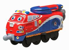 Calling all Chuggington Fans, win one of two Jackman characters