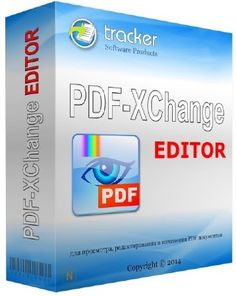 PDF-XChange Editor Plus 6.0.322.7 Multilingual