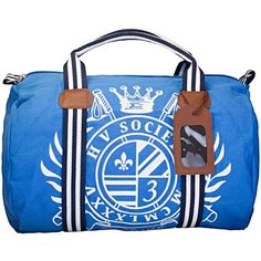 HV Polo Society Canvas Sporttas Favouritas Capri Blue€23 Capri Blue f7ad2dc8f897a