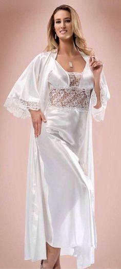 6ec48d2d07 17 Best Beautiful silk nightgowns images