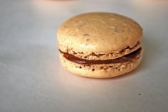 Orange Macarons | Pass the Cocoa
