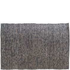 Jute-Cotton Handloom Rug For Sale