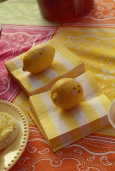when life hands you lemons... have a party