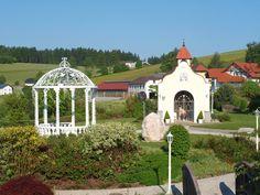 Gartenanlage - Hochzeitskapelle