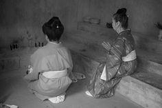 Okinawa, Scene, Painting, Painting Art, Paintings, Drawings, Stage