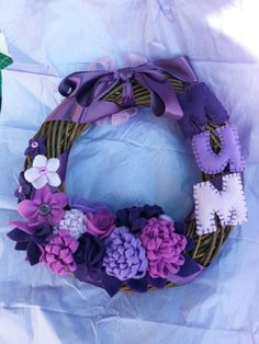 Mothers day wreath!