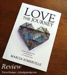 Love the Journey - Tapestry of Grace - Review at hodgepodge.me