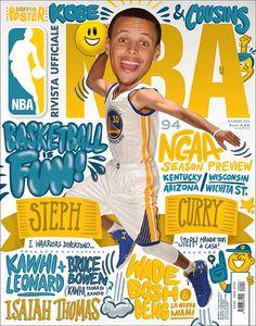 Rivista Ufficiale NBA (Italy) - Coverjunkie.com