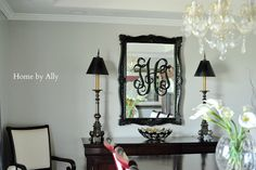 Updates to client dining room: Part 2