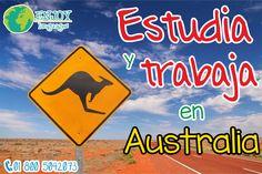 ¡Estudia inglés y trabaja en #Australia! #EnjoyLanguages #Travel #Explore #EstudiaenelExtranjero