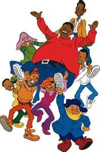 Fat Albert and the Gang..hey, hey, hey!
