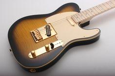 Fender Richie Kotzen Telecaster (Brown Sunburst)