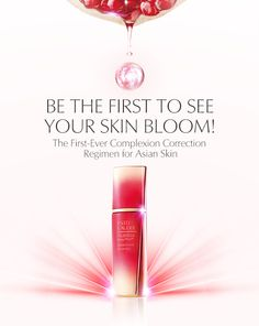 Estée Lauder Nutritious Rosy Prism Radiant Essence launching in Singapore!  #esteelauder #beauty