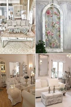 Remarkable Tips For An Incredible Shabby Chic Christmas Improving your home can be done for a number of reasons. Shabby Chic Grey Bedroom, Shabby Chic Sofa, Gray Bedroom, Shabby Chic Style, Shabby Chic Furniture, Furniture Styles, New Furniture, Romantic Room, White Bedroom Furniture
