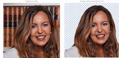 Herramienta gratuita para eliminar el fondo de una imagen automáticamente en 5 segundos     Luces y sombras de las marcas Instagram Story, Social Media, Long Hair Styles, Gifs, Internet, Beauty, Blog, Light And Shadow, Shades