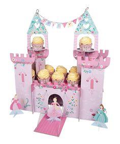 Pink & Blue I'm a Princess Centerpiece