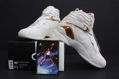 4015d5f65a3c Air jordan 8 championship pack Sneaker Bar