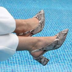 8bf8c6a3f3fa8 Alessia  Snake Print Leather. Best Shoes For BunionsBunion ShoesComfortable HeelsWide  FeetEasy ...