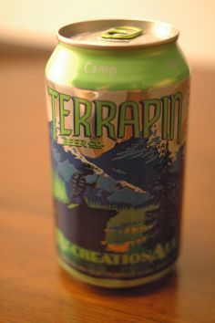 Terrapin Recreational Ale a beer from Athens, GA