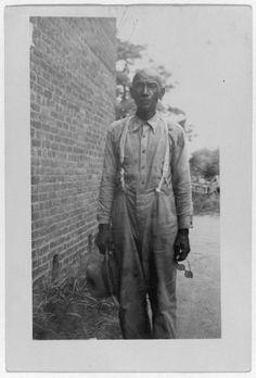Ex-slave James Singleton Black, age 83, WPA interviewee, 1937