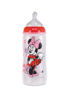 MINNIE MOUSE 3-Pack Orthodontic Bottles from NUK® #DisneyBabyPackNPin