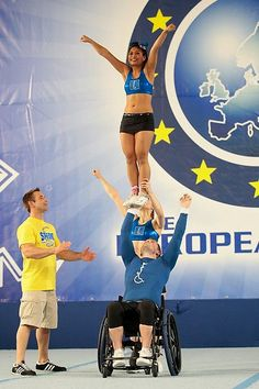 Cheerleading may cause injuries, but even with injuries, you can over come! #cheer #cheerleader #cheerleading