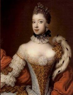 Queen Charlotte, wife of King George III.