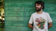 """T-shirt uomo """"Cinghiale"""" - DisGrafica Animali Toscani di DisGrafica su Etsy"""