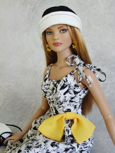 American Model Tonner Doll