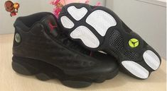 promo code bde8b 017b1 Authentic Air Jordan 13 Black Out Running shoes basketball shoes,