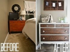 10 #Old #Furnitures Get a Stylish New Look #homedecorationtips