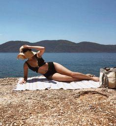 Beach Mat, Outdoor Blanket, Bikini, Summer, Photography, Instagram, Bikini Swimsuit, Summer Time, Photograph