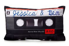 A personalized mix tape you can cuddle with.