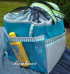 Strandtasche Mehr